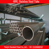 AISI 409 tube en acier inoxydable pour collecteur