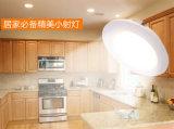 12V 3.5W LED Decken-Lampe mit geschnittenem Loch des 56mm Aluminium-Kühlers und des Fahrers