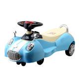 Carro do balanço do bebê com luz da música e de piscamento, carro da torção