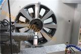 CNC van de Reparatie van het Wiel van de Legering van de Besnoeiing van de diamant de Machine van de Draaibank