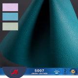 Material del cuero grabado del PVC del modelo de Lichee para el asiento de coche, sofá, cubierta de libro