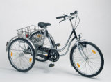 24 '' triciclos adultos de aço/Trike/bicicleta Sh-T048 do projeto novo