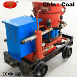 Machine de pulvérisation concrète de béton projeté de mélange sec du fournisseur Pz-7 de la Chine