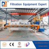Imprensa de filtro da câmara do equipamento do tratamento da lama de petróleo auto