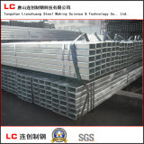 Structure Use를 위한 최신 Dipped Galvanized Rectangular Steel Pipe