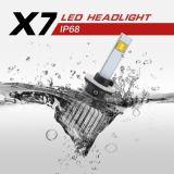 Fibra principal 9004 CREE Lâmpadas LED para Seat Ibiza Leon