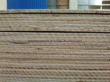 contre-plaqué normal de teck de faisceau en bois dur de pente de mélange de 2.8mm a/AA aa