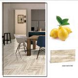 Супер-Тонким лоснистым деревянным отполированная цветом застекленная плитка стены пола сляба фарфора тонко
