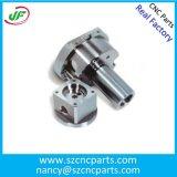 Peças fazendo à máquina do CNC da precisão com o alumínio/aço de bronze/inoxidável (personalizados)