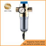 De Cw617n del agua filtro de cobre amarillo pre