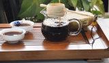[هت رسستنس] زجاجيّة شاي فرجارالتقسيم مصغّرة شاي إناء