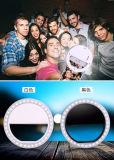 Indicatore luminoso 2016 del cerchio dell'anello della torcia elettrica di Selfie LED per Smartphones