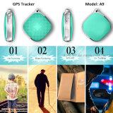 Mini perseguidor portátil do GPS do tamanho para miúdos/pessoa idosa/bagagem (A9)