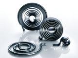 Ressort de torsion spiralé plat d'acier du carbone de qualité