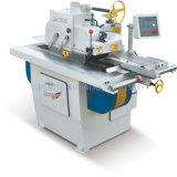 La déchirure automatique a vu la machine de travail du bois avec la machine de Sawing de précision