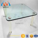 De naar maat gemaakte Veiligheid Aangemaakte Bovenkanten van het Glas van het Meubilair
