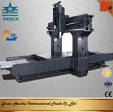 Fábrica doble del precio del centro de mecanización del pórtico de la columna Gmc2016