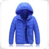 Скалозуб зимы детей способа вниз покрывает теплую вниз куртку 601