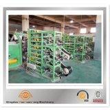 Motorrad-Reifen-Gummireifen-Produktions-Maschinen