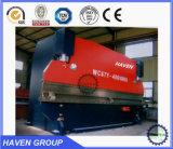 Hydraulische Blatt-Platten-verbiegende Maschine des MetallWC67Y-200X3200