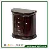 Коробка хранения оптовых шикарных ювелирных изделий деревянная