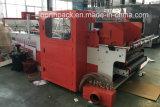 Semi-Auto máquina de travamento inferior de Gluer do dobrador