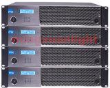 Amplificador de potencia audio sano profesional de la serie HD Digitaces de Itech