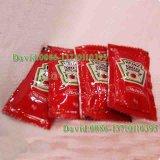 Empaquetadora de la bolsita de la salsa de tomate de tomate, empaquetadora de la bolsita de la salsa de tomate