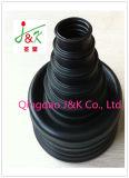 EPDM, silicones, Nr, NBR, SBR, Cr, beuglement en caoutchouc d'IR utilisé pour antipoussière, Pétrole-Épreuve