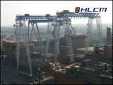 Grúa Pórtico de Elevación Pesada para Almacenaje (HLCM-2)
