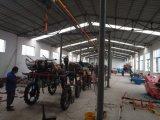 水および乾燥した農地のために吹きかかるAidiのブランド4WD Hstのディーゼル機関機械