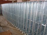 Supermarkt-faltbarer nistbarer Speicher-Rollenhochleistungsrahmen