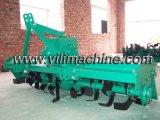 Trator agricultural Rotavator conduzido