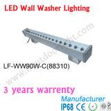 arruela 88310 90W da parede do hotel do diodo emissor de luz do diodo emissor de luz do CREE de 90W 3000k 18PCS 5W