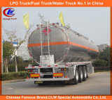 3 del árbol 42000L del acero inoxidable del tanque acoplado de gasolina y aceite semi