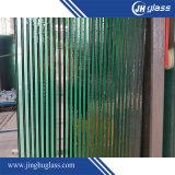 La glace modelée en verre r3fléchissante en verre de flotteur a feuilleté la glace spéciale en verre traitée par glace Acid-Etched verre-verre en verre Tempered de miroir avec l'OIN de la CE
