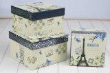 Поставщик Кита коробки подарка высокого качества
