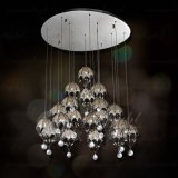 Russian crystal ceiling chandelier OM8921-19B