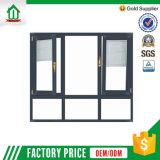Aluminiumflügelfenster-Fenster (A-C-W-002)