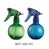 Bottiglia di plastica con lo spruzzatore di innesco per il giardino (NB276)