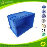 Recipiente resistente da UE do plástico da cor azul