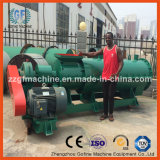 Granulador mojado rotatorio del fertilizante orgánico