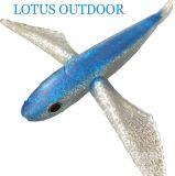 attrait doux d'attrait de pêche de simulation de 20cm