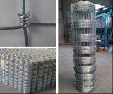 4FT 최신 복각 직류 전기를 통한 길쌈된 철사 가축 담 또는 사슴 농장 담