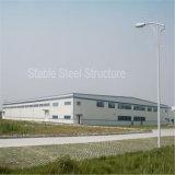 Het geprefabriceerde Pakhuis van de Structuur van het Staal van China