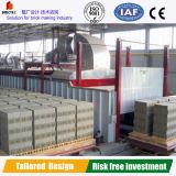 Four à allumage de brique d'argile de fabrication de la Chine