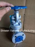 Нормальный вентиль Pn25 DIN стержня высокой эффективности поднимая