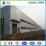 Almacén prefabricado de acero de la estructura en China