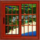 Popular en Market africano Aluminum Security Window (HM-135SR)