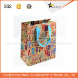 Factory Direct Fashion Design sacs en papier with handle